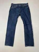 LEVI'S 501 Jeans - W30 L32 - Blue - Great Condition - Men's
