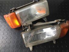 Audi Scheinwerfer Typ 85 81 80 Quattro Bosch 811941029J 811941030J