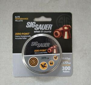 Sig Sauer .177/4.5 mm Copper Coated Airgun pellets (500)