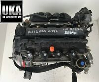 HONDA CIVIC MK9 I-VTEC 1.8 PETROL ENGINE YR: 2012 CODE: R18Z4 16,000 NON RUNNER