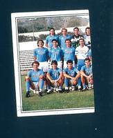 Figurina Calciatori Panini 1989/90 Squadra Napoli n.248! Nuova con Velina!!