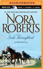 Irish Thoroughbred by Nora Roberts Audiobook  MP3-CD