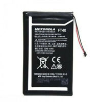 Original FT-40 SNN5955A Battery For Motorola XT1526 XT1528 Moto E XT1527 2nd C