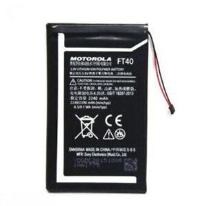 Battery FT-40 SNN5955A For Motorola XT1526 XT1528 Moto E XT1527 2nd Original