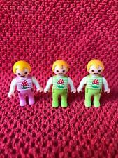 PLAYMOBIL Kinder Familie Overbeck