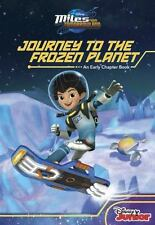 Miles From Tomorrowland Journey to the Frozen Planet Disney Book Group Paperbac