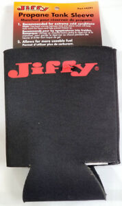 Jiffy Ice Auger Propane Tank Bottle Sleeve 4391 Prevent Freeze Up / Fishing