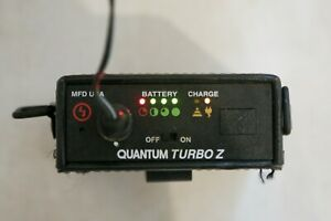 Quantum Turbo Z battery with AC charger
