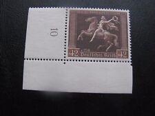 GERMANY 1938 SC# B119 DERBY SET  MNH OG  CAT. $125.00+