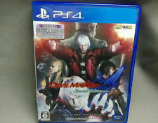FREE SHIP USED Devil May Cry 4 Special Edition Japan PS4