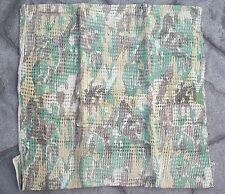 SCRIM NET OZZIE MULTI CAMO 1 METRE - MANY USES  - CADETS, BUSH WALKERS