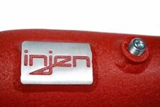 INJEN RED UPGRADE INTERCOOLER PIPING 17-18 HONDA CIVIC TYPE-R FK8 SES1582ICPWR