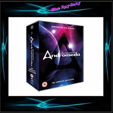 ANDROMEDA - THE COMPLETE COLLECTION *** BRAND NEW DVD BOXSET***