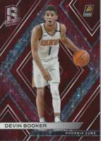 2017-18 Panini Spectra Red #66 Devin Booker /75 - NM-MT