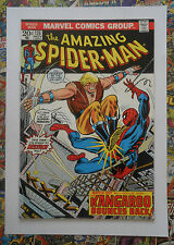 AMAZING SPIDER-MAN #126 - NOV 1973 - DEATH OF KANGAROO! - NM (9.4) CENTS COPY!