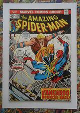 AMAZING SPIDER-MAN #126 - NOV 1973 - DEATH OF KANGAROO! - NM (9.4) CENTS COPY!