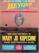 BEYOND magazine January 1970 Ghost of Mary Jo Kopechne Haunts Chappaquiddick