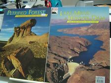 LOT 2 THE STORY BEHIND THE SCENERY BOOKS Petrified Forest LAKE MEAD Hoover Dam