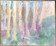 Anna Hernborg - Landschaftskomposition - Abstract - Modern Oil Painting - Art