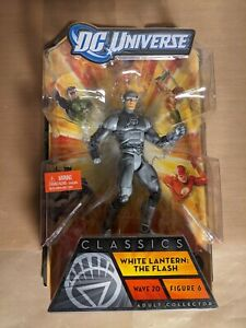 DC Universe Classics WHITE LANTERN FLASH Wave 20 Action Figure Nekron BAF