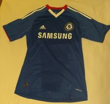 Genuine Blue Samsung Chelsea Football Club Soccer Jersey Small S