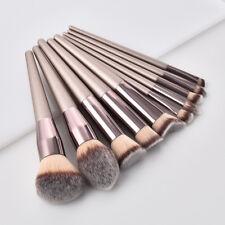 Lady Pro Face Foundation Cosmetic Eyebrow Eyeshadow Brush Makeup Brush Set Tools