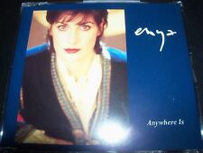 Enya Anywhere Is UK CD Single
