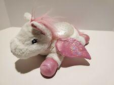 i2 Cloud B Twilight Buddies-Horse Pegasus Ceiling Projector Night Light Plush