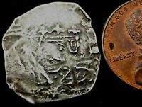 "S101: Henry II ""Tealby"" Hammered Silver Class C2 Penny: ALWINE / LEFWINE, London"