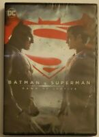 Batman v Superman: Dawn of Justice DVD, 2016