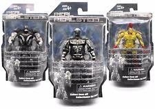 Real Steel 3 boxes figures Zeus Midas Atom Free Shipping