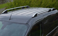 Aluminium Roof Rack Rails Side Bars Set To Fit SWB Ford Transit Connect (2012+)