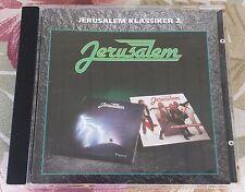 Jerusalem KLASSIKER 2 - Rare SWEDISH LANGUAGE CD of WARRIOR & CAN'T STOP US NOW