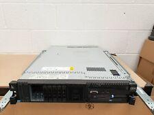 IBM x3650 M2 2U Server 2x Xeon E5540 38GB DDR3 RAM RAID 2x 675W PSU w/ Rail Kit