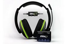 Turtle Beach DXL1 Ear Force XL1 + DSS2 Black/Green Headsets Microsoft Xbox 360