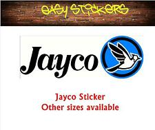580mm older model replacement repair Jayco Caravan Sticker Retro Decal Quality