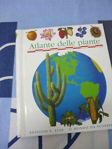 Atlante delle piante Ed. EL Mondo Scoprire