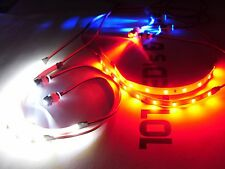 Tarot 680 Pro Hexacopter Plug and Play Night Flying LED Kit 10pc. Red/White/Blue