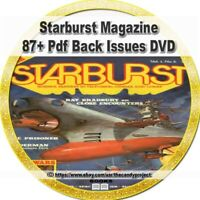 87+ PDFs Starburst MAGAZINE British science fiction SciFi DVD