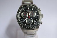 Swiss Made TISSOT PRS 516 Chrono ETA Quartz watch for Men 100 M No.T044417A