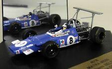 Quartzo 1/43 escala 4016 Matra MS80 español GP 1969 J.P Beltoise Diecast F1 coche