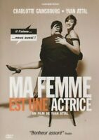 DVD ☆ MA FEMME EST UNE ACTRICE ☆ YVAN ATTAL ☆ OCCASION