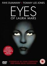 EYES OF LAURA MARS FAYE DUNAWAY TOMMY LEE JONES COLUMBIA UK REGION 2 DVD L NEW