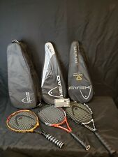 Lot Head Liquidmetal Radical L4 Tennis Racket Bag Shield Titanium Tritech 9000