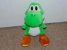 "2003 Hudson Soft Nintendo Mario Party 5 11"" Yoshi Plush Doll Japanese"
