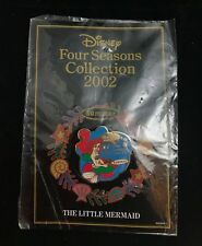 Disney M&P FOUR SEASONS COLLECTION 2002 SUMMER ARIEL THE LITTLE MERMAID PIN15504