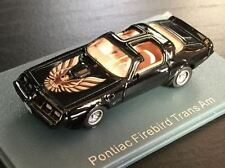 NEO 1979 Pontiac Firebird Trans-Am in Black - 1:87 HO - New in Box! Free Ship!