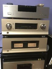 LUXMAN M-5 Power Amplifier & LUXMAN C-5 PREAMP WITH BOXES PERFECT CONDITION!!