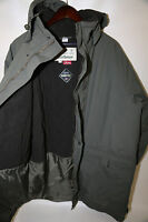 #117 Barbour Men's Sporting Featherweight Climate GORE-TEX OLIVE Jacket Size XL