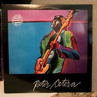 "PETER CETERA - Self Titled (Promo) - 12"" Vinyl Record LP - EX"